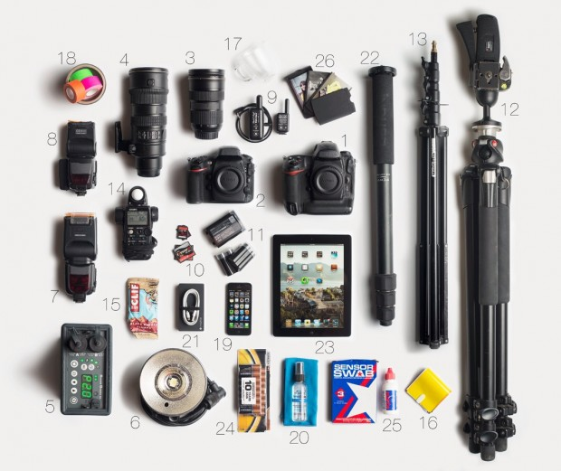 Whonsetler Photography tools of the trade